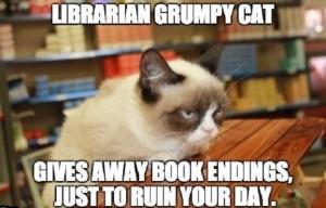 Librarian-Cat