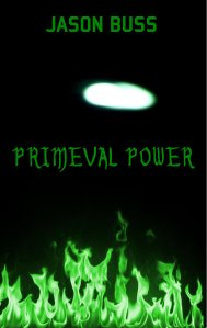 Primeval Power Cover - Front